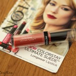 "[Review] Revlon – ColorStay Ultimate Suede Lipstick ""25 Socialite"""