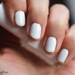 """Meine Nägel ziehen """"Blanc"""" – Weißer Lack – Yay or Nay?"""