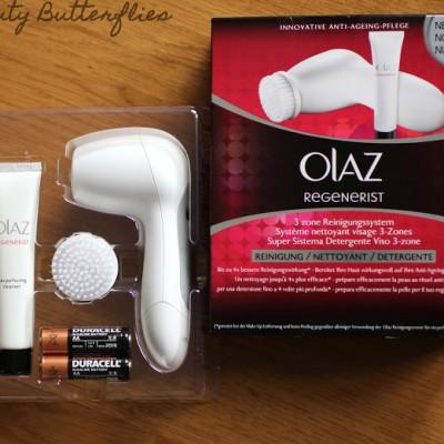 [Review] OLAZ Regenerist 3 Zone Reinigungssystem