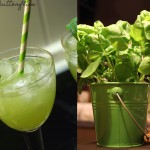 Gin Basil Smash – Mein Cocktail 2013