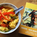 Vegetarisches Curry aus Indien