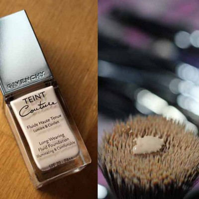 """[Review] Givenchy """"Teint Couture"""" Long-Wearing Foundation Fluid"""