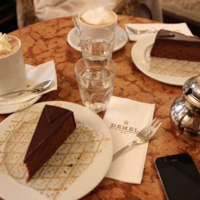 Schlösser, Schnitzl und Sackerl  – 4 Tage Wien – #2 Wiener Köstlichkeiten