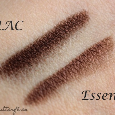 "MAC vs. Essence – Khol Kajal ""Teddy"""