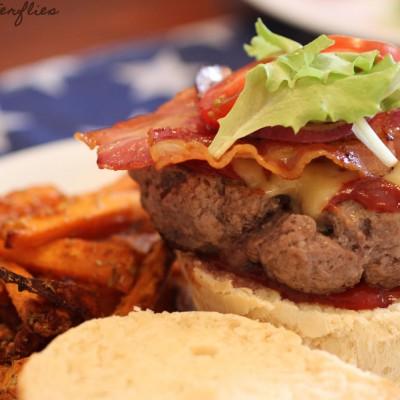 Burger selbstgemacht – Gesundes fast Food