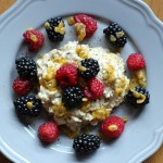 Oatmeal, Porridge und Overnight Oats
