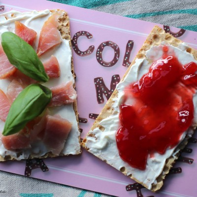 Waffelbrot Filinchen (Low Carb)