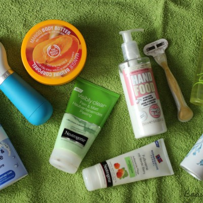 Bodypflege – 9 Produkte für die Kopf- bis Fuß-Pflege