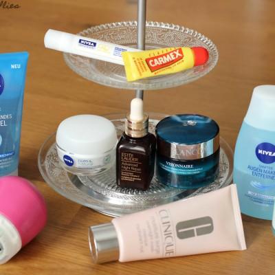 Gesichtspflegeroutine – Mein Tag in 10 Produkten