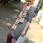 [Outfit] Strickkleider – Mein Must-Have für den Goldenen Herbst