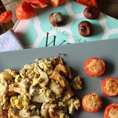 Pilze – Fleisch des Waldes