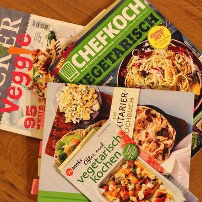 [Experiment] 2 Wochen als Vegetarier – Teil 1 – Start, Veggie-Varianten und auswärts essen