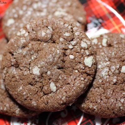 Schoko-Minz-Keks – 2 Varianten