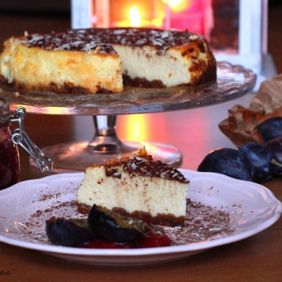 "New York Cheesecake ""Christmas-Edition"""