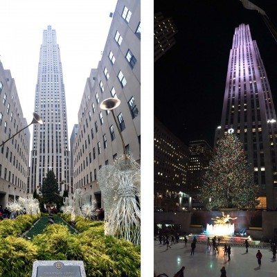 Christmas Countdown – Weihnachtszeit in New York City