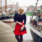 [Outfit] Rotröckchen feiert das neue Jahr und die Farbe Rot