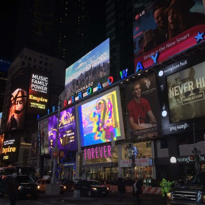 [Travelguide] New York – Around Times Square and the best Cheesecake in the world!