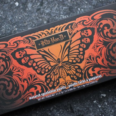 [Review] Kat von D – Monarch Eyeshadow Palette