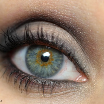 [Tutorial] Smokey Eyes – Springtime Grunge