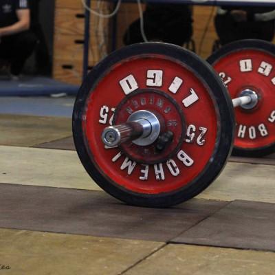 Olympisches Gewichtheben Teil 1