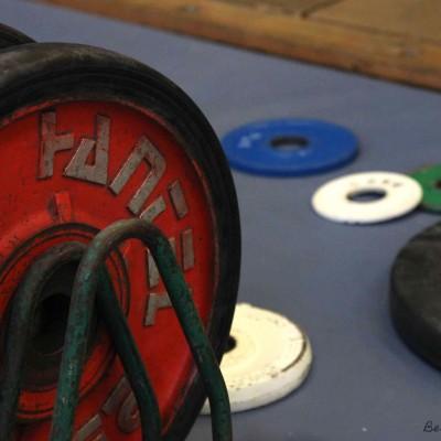 Olympisches Gewichtheben Teil 2