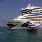 Reisen per Schiff – Asien Kreuzfahrt mit AIDAsol