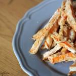 Süßkartoffelpommes – Endlich knuspig