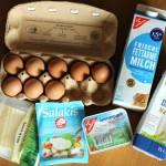 Alles zum Makronährstoff Protein/Eiweiß