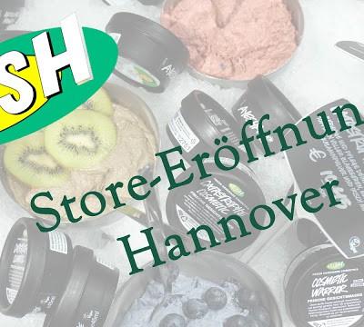 [Store Opening] Noch mehr Glitzer für Hannover #LUSH