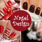 [Türchen #8] 4 einfache Nail Designs für die Feiertage