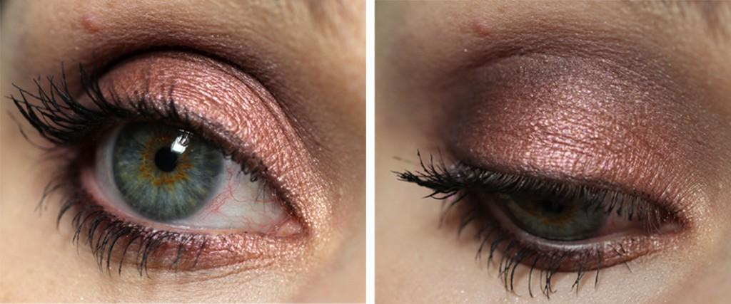 Augen Makeup - MAC Burgundy Times 9x Lidschatten Palette