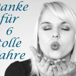Happy Birthday Beauty Butterflies – 6 Jahre Bloggen