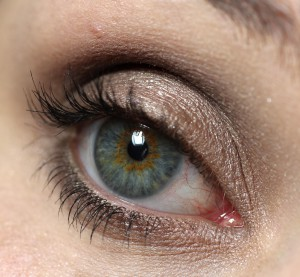 Beauty Duo Clinique Lidschatten Kittycat und Foxier Augen Makeup