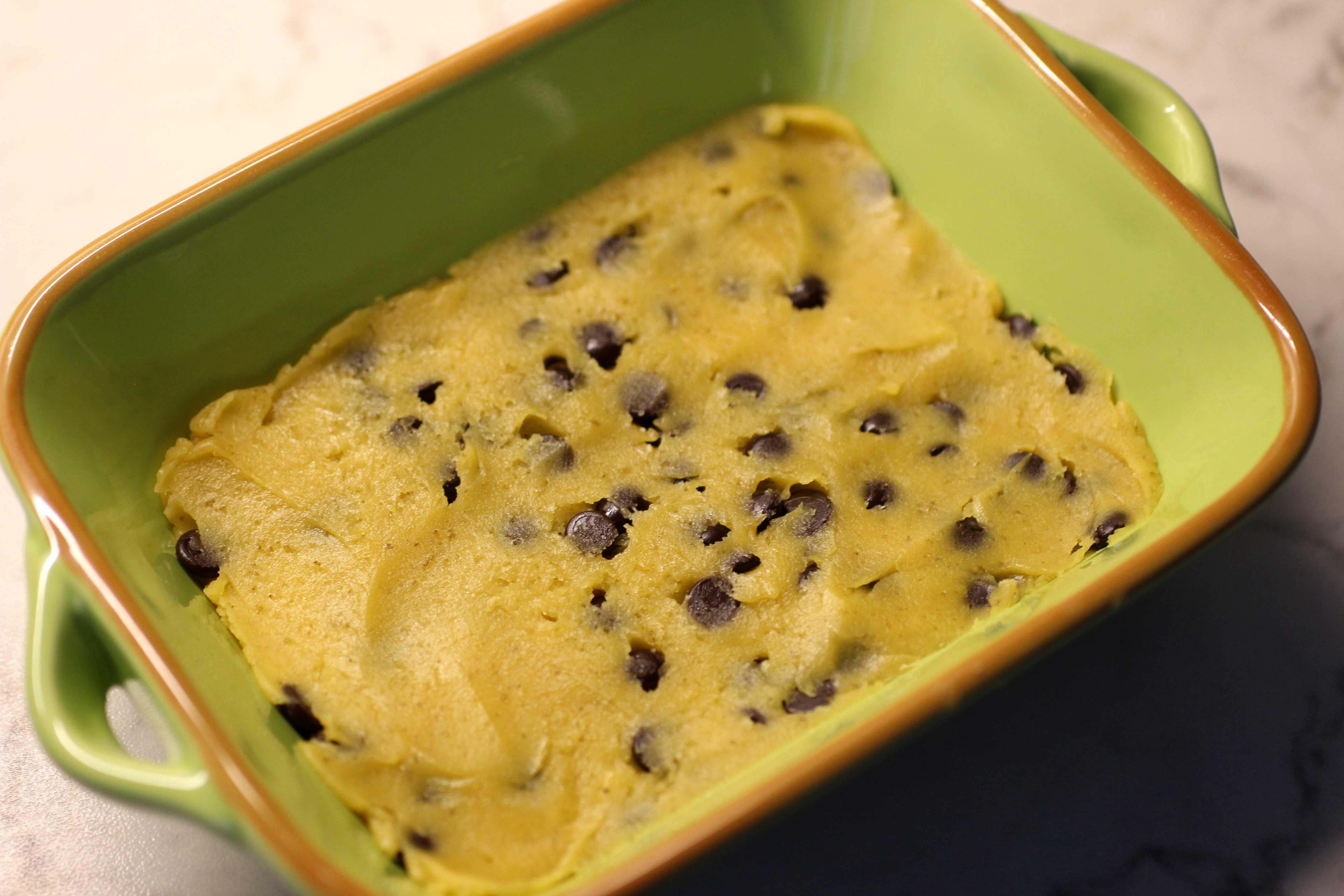 Rezept Recipe Pizza Hut Cookie Dough mit Eis 4