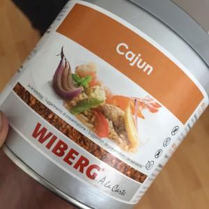 Cajun Gewuerz Wiberg