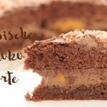 Klassische Schoko-Sahne-Torte