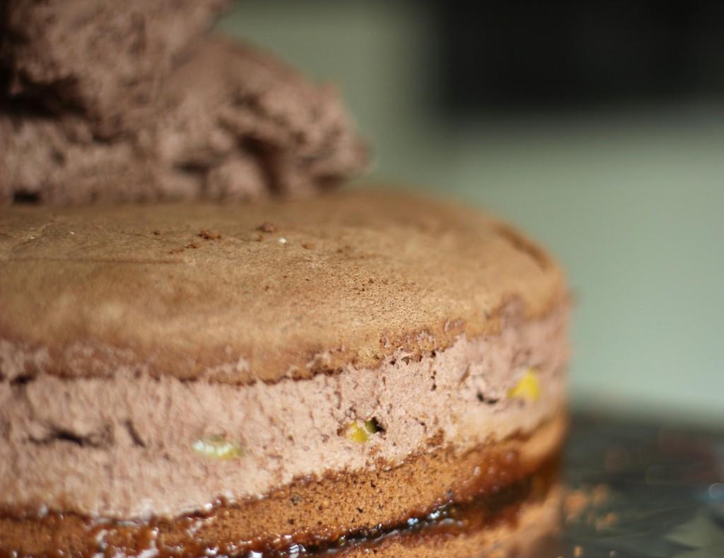 Rezept fuer klassische Schoko Torte_3