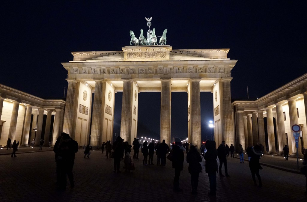 1 Brandenburger Tor in Berlin