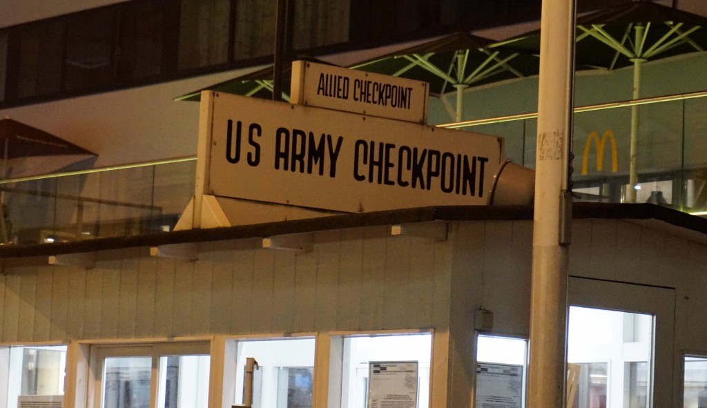 14 Checkpoint Charlie Berlin