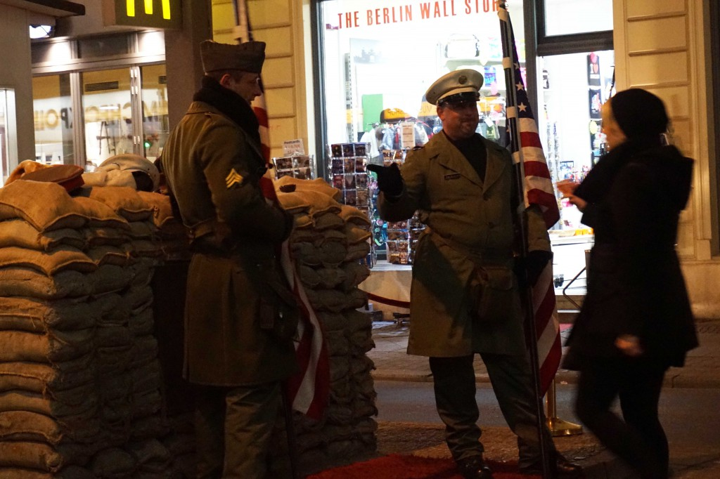 15 Checkpoint Charlie Berlin