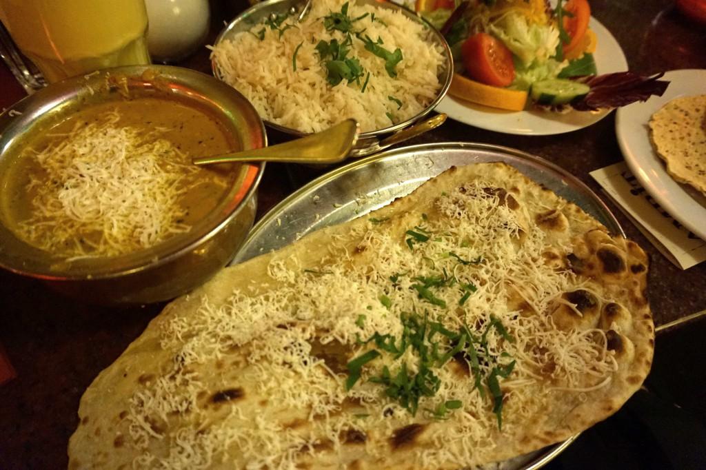 AMRIT indisches Restaurant Berlin Speisen
