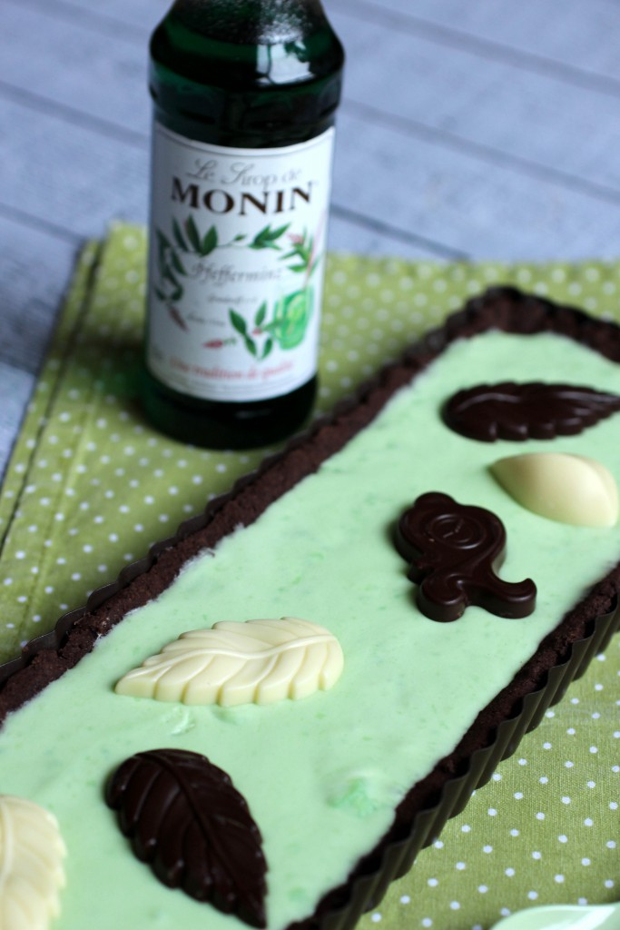After Eight Schoko Minz Tarte Rezept_3