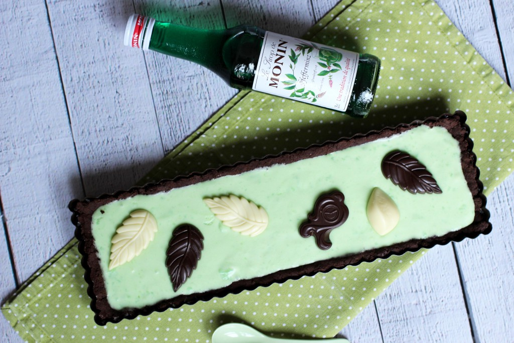 After Eight Schoko Minz Tarte Rezept_5