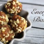 Energy Balls – Mandel-Mango für mehr Power