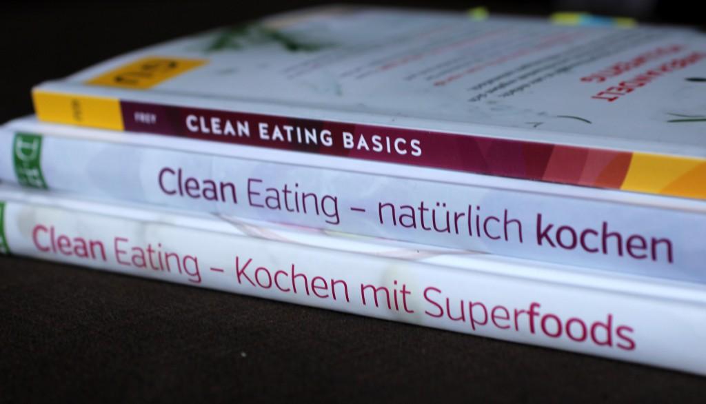 Hannah Frey Buecher - Clean Eating