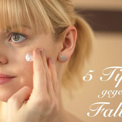 OLAZ Total Effects Federleicht | Meine 5 Tipps gegen Falten