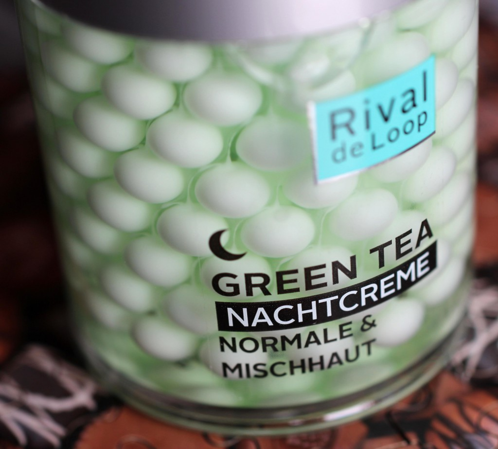 Rival de Loop Green Tea Nachtcreme