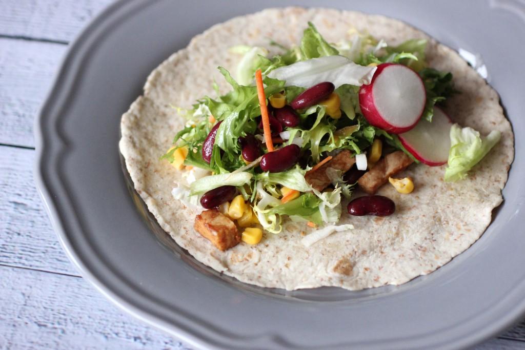 2. Feierabendgerichte - Salat LowCarb Wrap_1