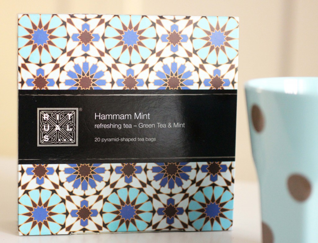 3 Aufgebrauchte Produkte - Rituals Hammam Mint Green Tea Mint
