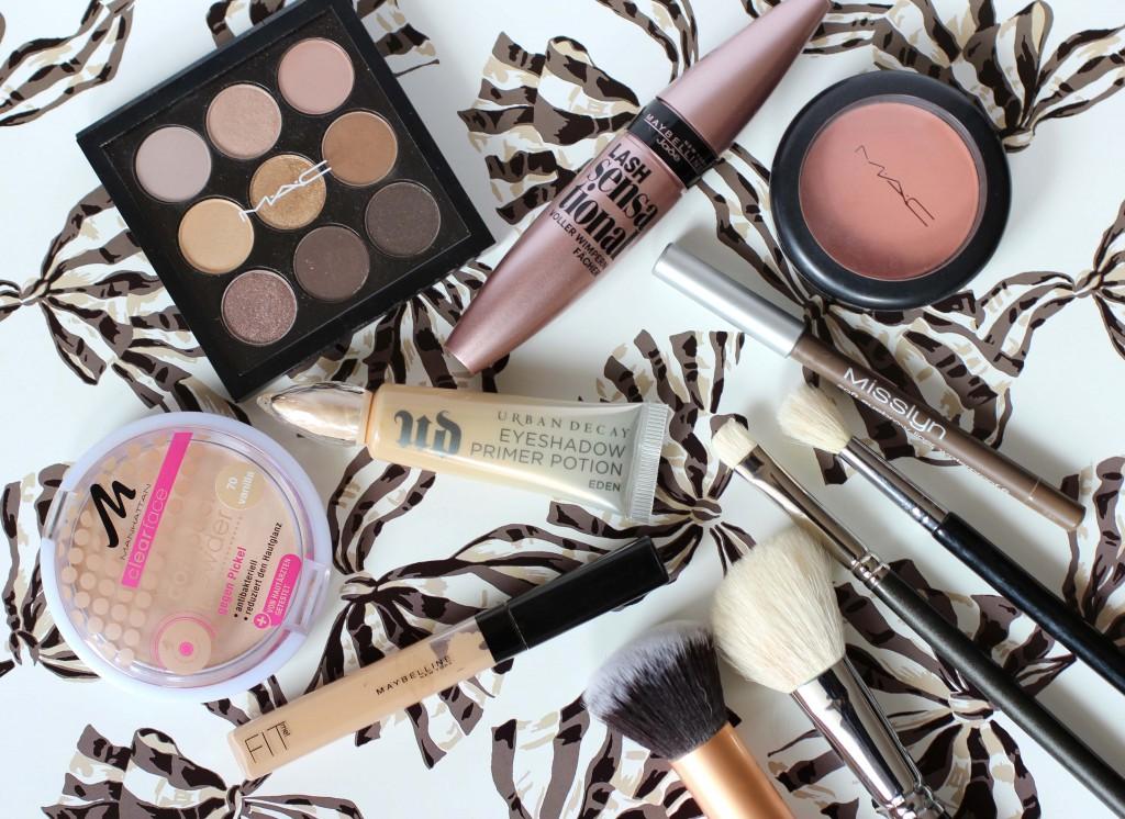 Bloggertalk Die Makeup Grundausstattung